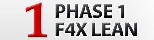 PHASE 1: F4X LEAN